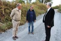 YOL YAPIMI - Söke Belediyesi Yolu Olmayan Köy Bırakmıyor
