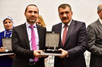 YUSUF ZIYA YıLMAZ - Tarihi Kentler Birliği'nden Ünye'ye Başarı Ödülü