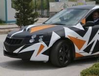 KAPAKLı - Tekirdağ'dan 10 adet yerli otomobil siparişi