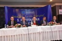 TANITIM FİLMİ - Tekirdağ Muhtarlar Çalıştayı Kemal Kılıçdaroğlu'nun Katılımı İle Gerçekleşti