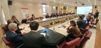 GAZIANTEP ÜNIVERSITESI - Tekno-Katalog Tanıtım Toplantısı Gerçekleşti