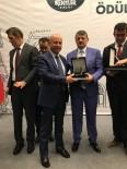 GENÇLİK MERKEZİ - TKB'den Kocasinan Belediyesi'ne Başarı Ödülü