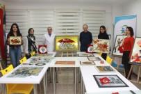 BAĞLıLıK - Tokat'ta Şehit Yakınları Vitray Kursunda Buluştu