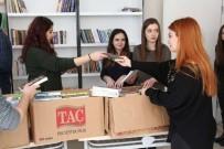 Turgutlu Belediyesinden Kitap Bağış Kampanyası