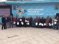 SOSYAL SORUMLULUK PROJESİ - Türk Telekom, Sakaryalı Kadınlara Teknoloji Eğitimi Verdi