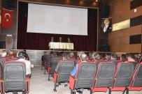 YAŞAR İSMAİL GEDÜZ - Vali Güvençer'den Kırkağaç'ta Muhtarlar Toplantısı