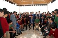 NACI KALKANCı - Vali Kalkancı'dan Öğrencilere Sürpriz