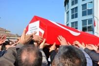 MUSTAFA YıLDıRıM - Vefat Eden Polis Memuru  İçin Tören  Düzenlendi
