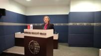 NURETTIN ÖZDEBIR - Yazılım Sanayicileri ASO Çatısı Altında Güçleniyor