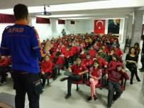 FEVZI ÇAKMAK - 2017-2018 Afete Hazır Okul Eğitimleri Başladı