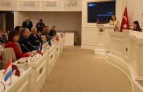 FATMA ŞAHIN - 24 Ülkenin Büyükelçisi Gaziantep'te