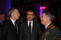 GENELKURMAY BAŞKANI - AB Bakanı Ömer Çelik, NATO Genel Sekreteri Jen Stoltenberg İle Biraraya Geldi