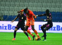 FATİH TERİM - Adebayor'dan Galatasaray'a İkinci Kez Hat-Trick
