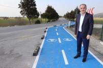 PAMUKKALE - Akköy-Karahayıt Arası Yol Asfaltlandı