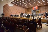 CUMHURBAŞKANLIĞI SENFONİ ORKESTRASI - Altındağlı Çocuklar Cumhurbaşkanlığı Senfoni Orkestrası Dinledi