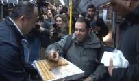 GÜNDOĞDU - Ankara'da 24 Saat Kesintisiz Ulaşım Başladı