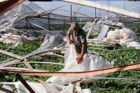BEYMELEK - Antalyalı Çiftçiler Yaralarını Sarıyor