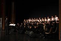 KARADENIZ - Atakum'da Türk Halk Müziği Ziyafeti