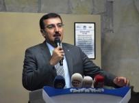 MUSTAFA ŞAHİN - Bakan Tüfenkci Açıklaması 'Bu Sefer Halk Bankası Üzerinden Operasyon Çekmeye Çalışıyorlar'
