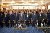 MUSTAFA ŞAHİN - Bakan Tüfenkci Hafızlık Törenine Katıldı