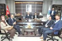 ALLAH - Başkan Kafaoğlu, Gönen'de Değerlendirmelerde Bulundu