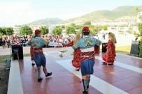 BODRUM KAYMAKAMI - Bingöl'den 120 Öğrenci Bodrum'u Gezdi