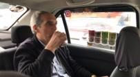 BLUETOOTH - Bu Takside Yiyecek, İçecek, İnternet Bedava