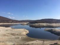 Büyükorhan Cuma Barajı Kuruyor