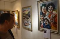 PROFESÖR - Denizlili Ressamlar Marmaris'te 3. Kez Sergi Açtı