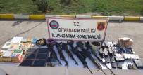 KESKİN NİŞANCI - Diyarbakır'da  Terör Örgütü PKK'ya Büyük Darbe