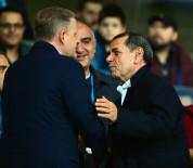 DURSUN ÖZBEK - Dursun Özbek'ten Takıma Destek