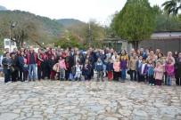 OKTAY ERDOĞAN - Emniyet Personeli Şehit Aileleri İle Bir Araya Geldi