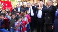 ORHAN TOPRAK - Fakıbaba Türk Bayraklarıyla Karşılandı