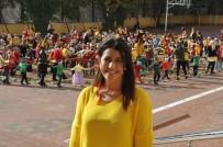 SONBAHAR - GKV'de 290 Öğrenci 45 Öğretmenle Sonbahar Dansı