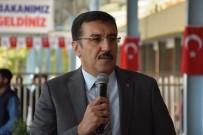 MUSTAFA ŞAHİN - Gümrük Ve Ticaret Bakanı Tüfenkci Açıklaması 'Demir Yollarını Nasıl İhmal Ettiklerini Biliyoruz'