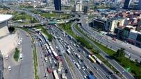 BAĞDAT CADDESI - İstanbul'da Bazı Yollar Trafiğe Kapatılacak