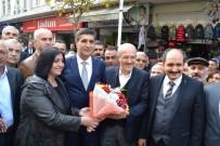 BOSTANCı - Kafaoğlu Büyükşehir Belediye Başkanı Olarak İlk Kez Bandırma'da