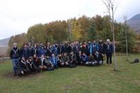 ARSLANBEY - Kağıtsporlu İzciler Eğitim Kampında
