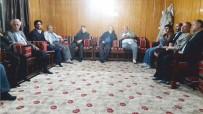 MAHMUT YıLDıRıM - Kahta Kent Konseyinde Kaldırım İşgalleri Konuşuldu