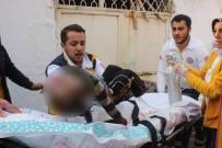 İTFAİYE ERİ - Karaman'da Ev Yangınında 2 Yaşındaki Çocuk Hayatını Kaybetti