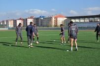 SÜPER LIG - Kars36 Spor Ziraat Türkiye Kupası Hazırlıklarını Sürdürüyor