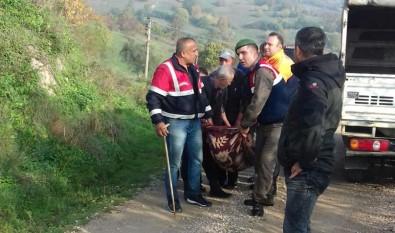 Kayıp Gaziyi 'Lamba' Buldu