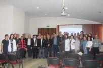 HAVA KIRLILIĞI - KOAH Ve Hava Kirliliği Konulu Hasta Eğitim Toplantısı Yapıldı