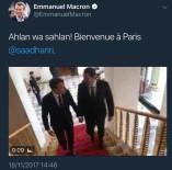 LÜBNAN CUMHURBAŞKANI - Lübnan Eski Başbakanı Hariri, Elysee Sarayı'nda