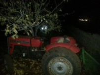 KALP KRİZİ - Ölüm Onu Traktör Üzerinde Yakaladı