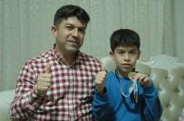 HIPERAKTIF - Otizmli Kubilay Altın Madalya Kazandı