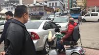 OTOPARK SORUNU - Engelli Vatandaşın Azmi Kazandı