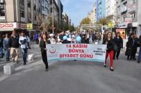 HALK OYUNLARI - Prof. Dr. Cevdet Duran; ' Diyabet Kronik Ama Önlenebilir Bir Hastalıktır'