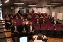 MEHMET SIYAM KESIMOĞLU - Proje Tamamlama Toplantısı Yapıldı