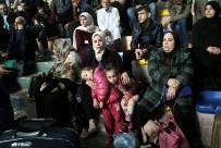 REFAH SINIR KAPISI - Refah Sınır Kapısı, Filistin Yönetiminin Kontrolünde Geçişlere Açıldı